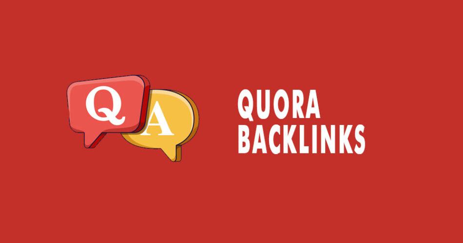 Quora Se High Quality Backlinks Kaise Banaye