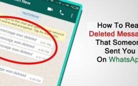 Whatsapp Deleted Message Kaise Dekhe
